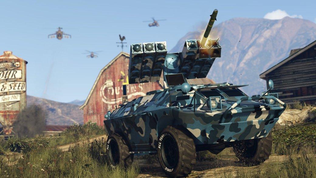Станьте дилером оружия вновом обновлении Gunrunning для GTA5