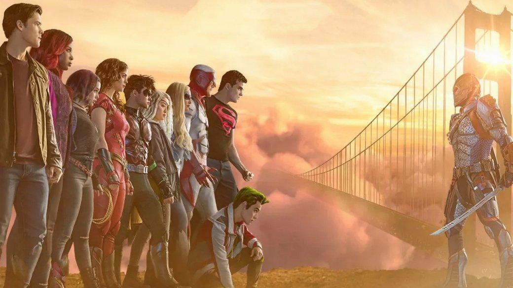 29ноября подошел кконцу 2 сезон сериала «Титаны» (Titans), стоящего вавангарде стримингового сервиса DCUniverse. Ивчесть этого можно былобы написать классическую рецензию сразбором всех достоинств инедостатков. Ноделать этого особого смысл нет, ведь главная проблема «Титанов»— сразу четыре других шоу окоманде (относительно) молодых супергероев, которые гораздо лучше варианта сживыми актерами.