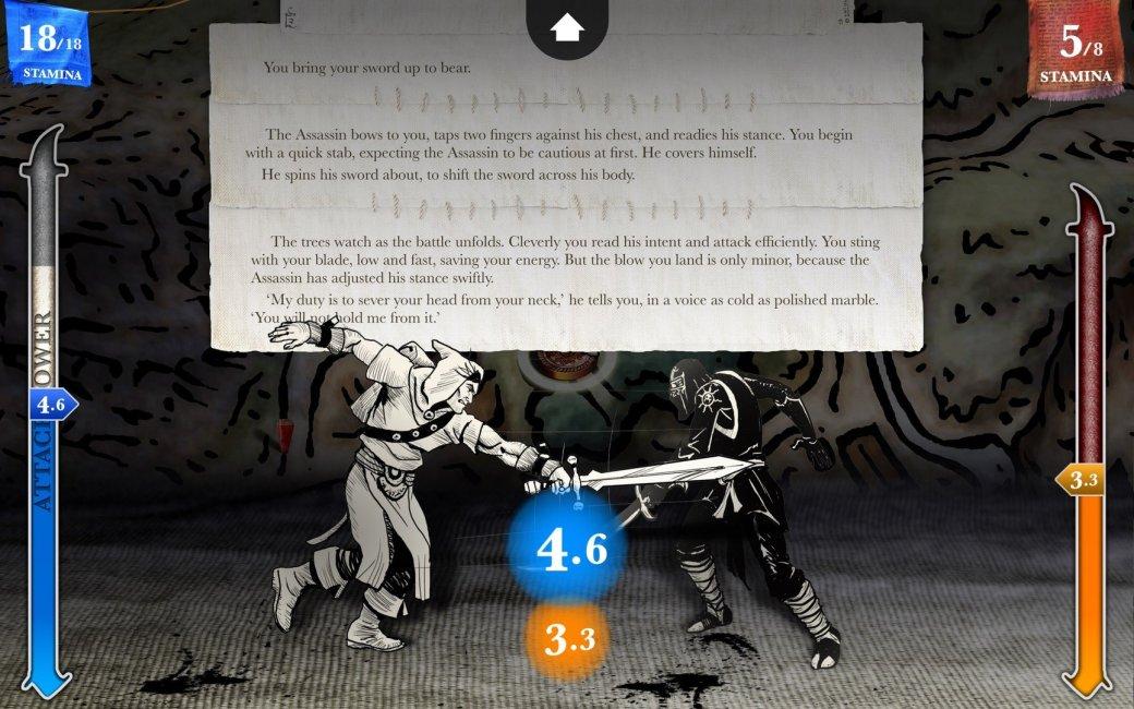 На PC вышла Sorcery! —великолепная ролевая игра от автора «Манчкина»