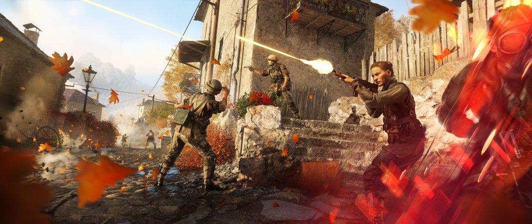 DICE поделилась трейлером четвертой главы BattlefieldV. Новые карты получились очень яркими