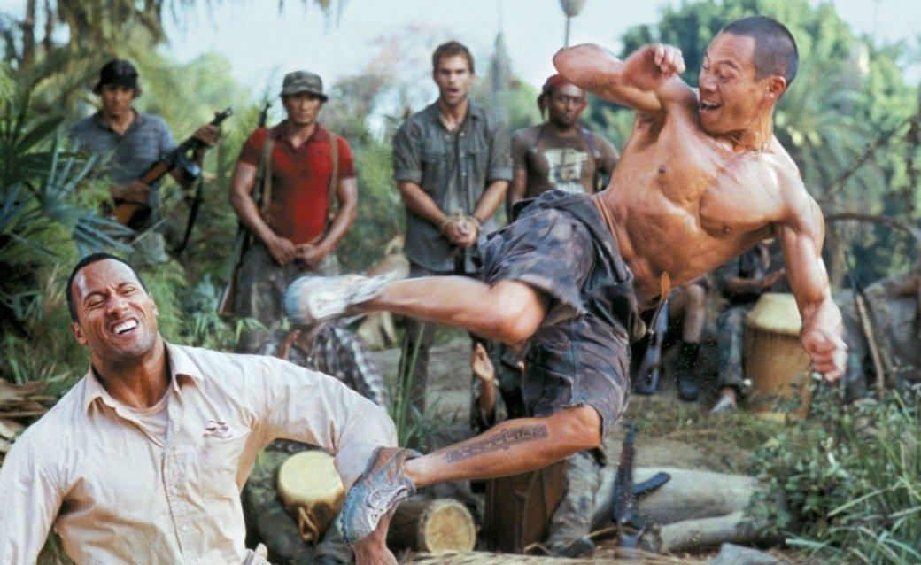 Лучшие фильмы Дуэйна «Скалы» Джонсона: от«Стукача» до«Анаболиков»