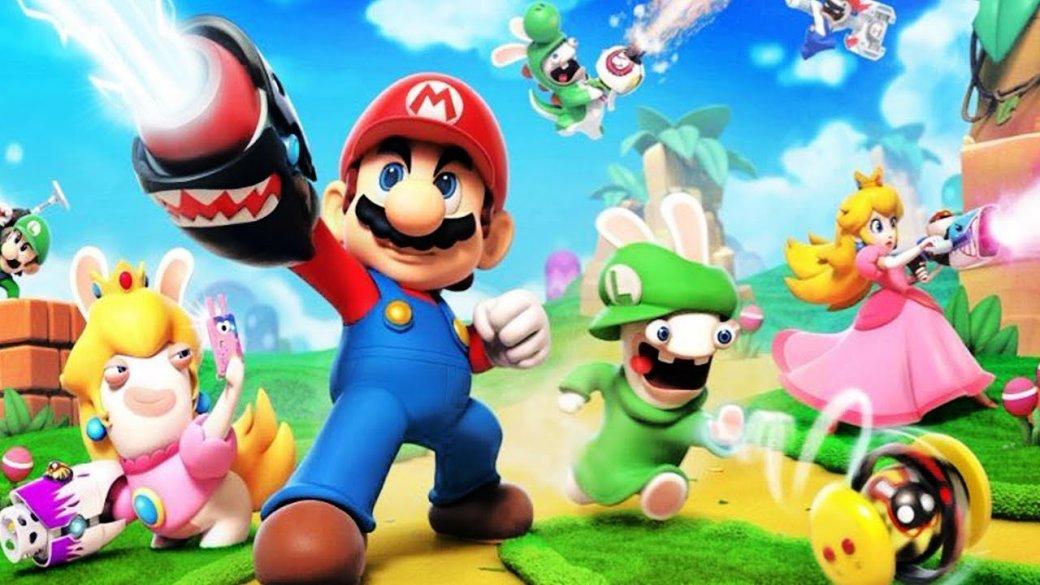 Ма-а-а-а-а-арио! Отзывы критиков на  Mario+Rabbids: Kingdom Battle