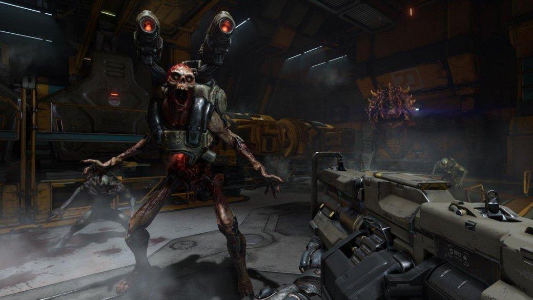 Все о Doom 4 с QuakeCon 2015: мультиплеер за Ревенанта и новые скрины