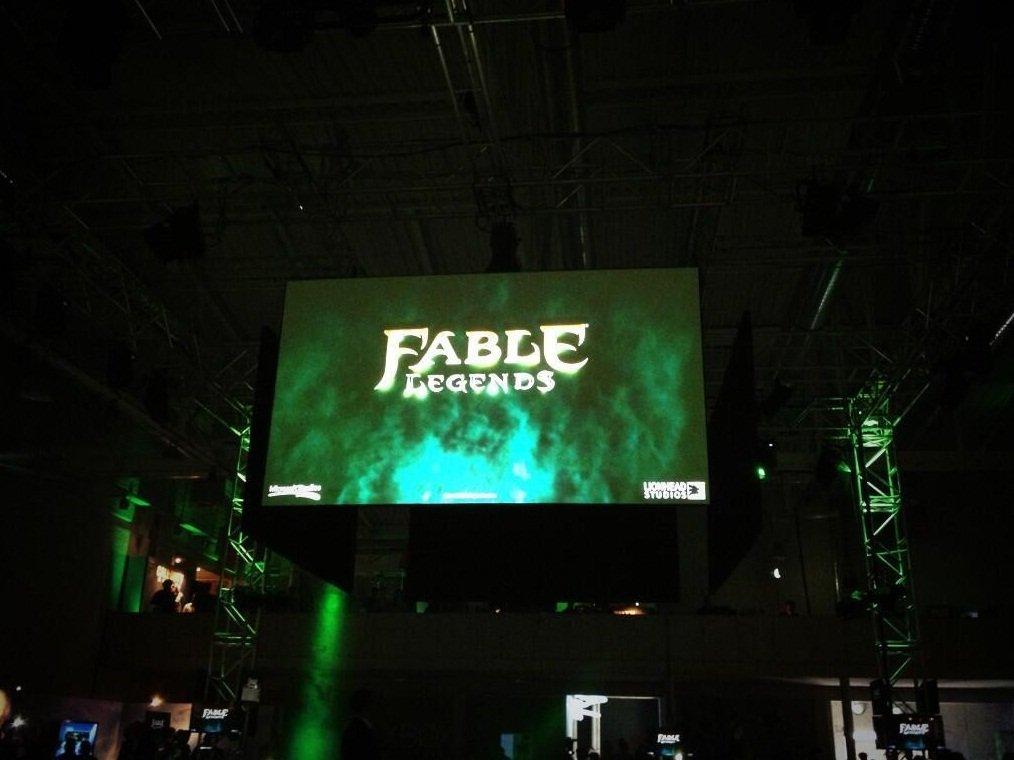 Анонсирован новый эксклюзив для Xbox One «Fable Legends»