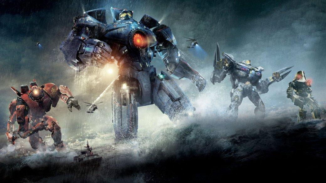 В «Тихоокеанском рубеже 2» будут умные кайдзю и быстрые роботы