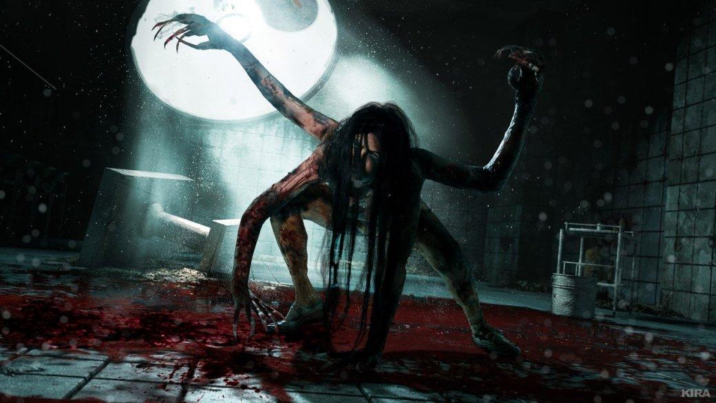 Жуткий косплей дня: The Evil Within исамые яркие боссы игры