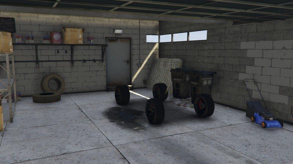 Из GTA Online начали исчезать машины, во всем виноват последний апдейт