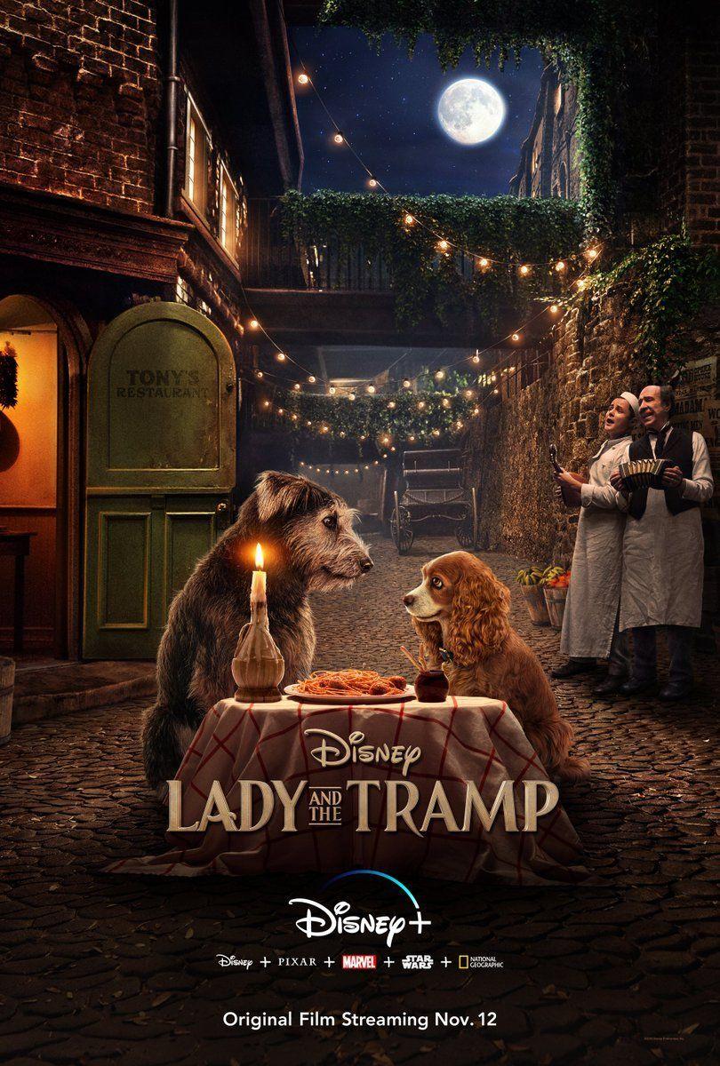 Первый трейлер live-action версии «Леди иБродяги»: как «Король-лев», только ссобаками