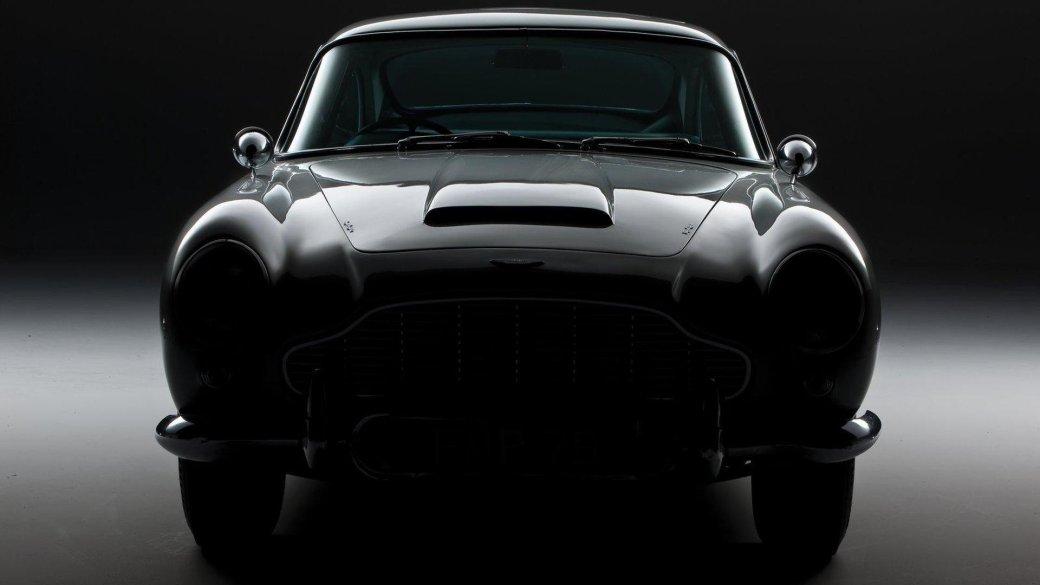 «Шпион, который меня любил»: жизнь Aston Martin DB5 доипосле Джеймса Бонда