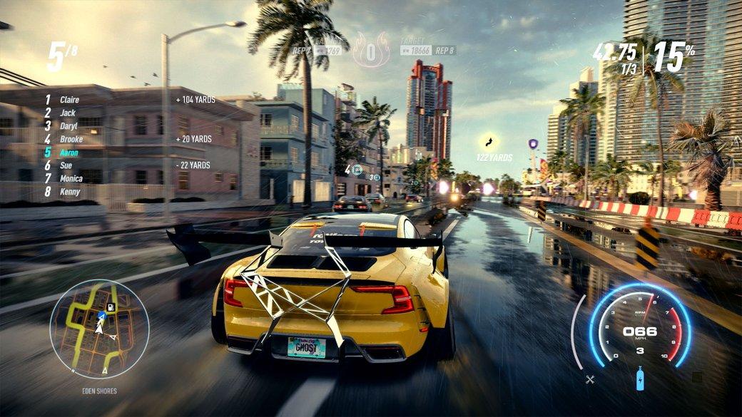 Need for Speed: Heat — первая NFS за много лет, которую почти не за что ругать