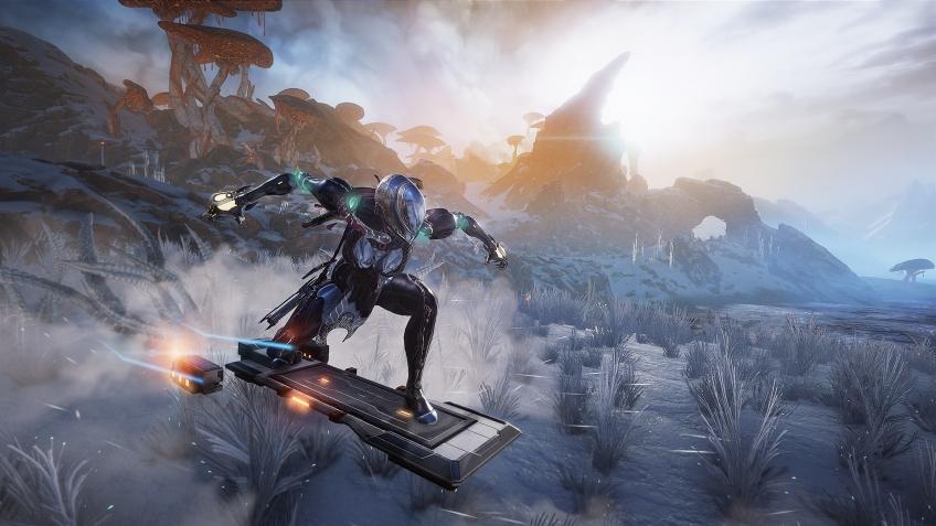 E3 2019: авторы Warframe показали трейлер грядущего обновления Empyrean с космическими боями