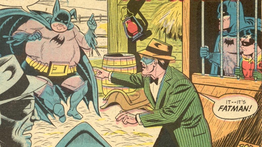 Вжизни Бэтмена последнее время много перемен, иневсе они положительно сказываются наТемном рыцаре. Совместно сиздательством «Азбука», выпускающим нарусском языке комиксы DC, мырешили сделать небольшой тест, вкотором высможете проверить, насколько хорошо знаете готэмского защитника итенелепые иабсурдные приключения, которые происходили сним настраницах комиксов.