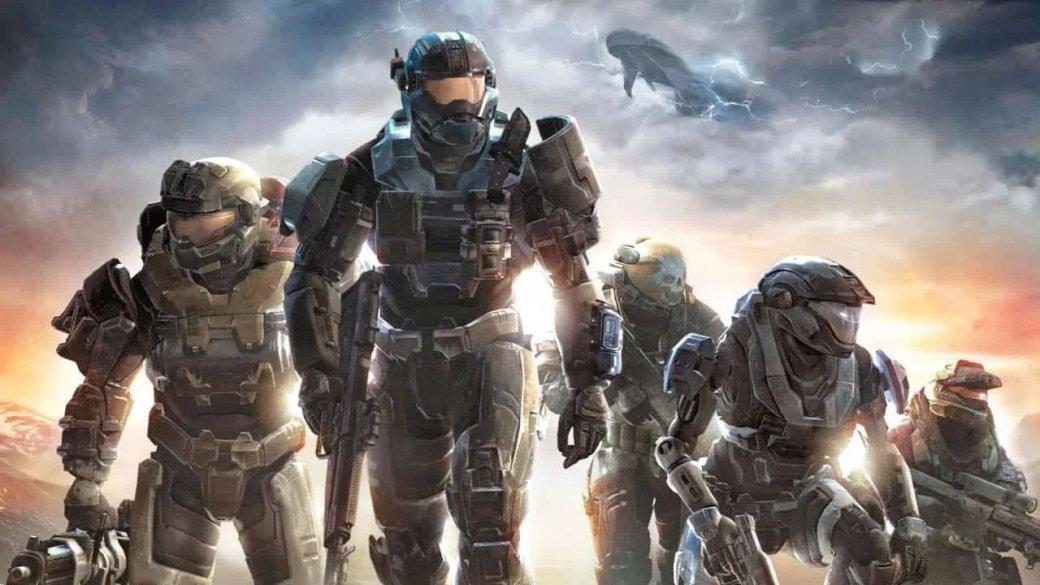 Усерии Halo заплечами двадцатилетняя история— довольно непростая. Первая часть изначально планировалась как стратегия вреальном времени, потом— как экшен оттретьего лица. Ивитоге она превратилась изигры для PCиMac вкультовый шутер для Xbox.