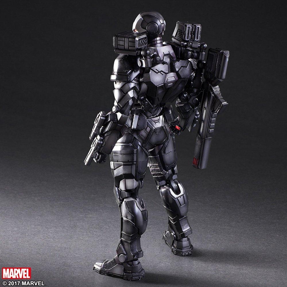 Не Железный человек, но тоже очень крут: новая фигурка брони Воителя