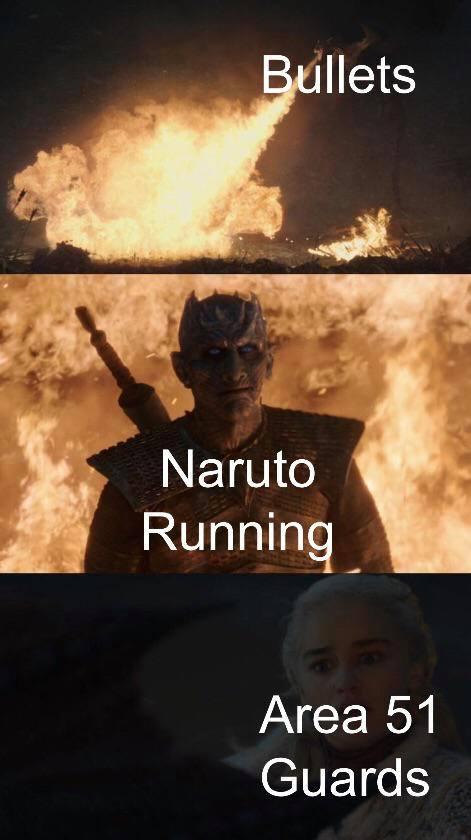 400 тысяч человек хотят при помощи бега из«Наруто» взять штурмом Зону51. Что происходит?!