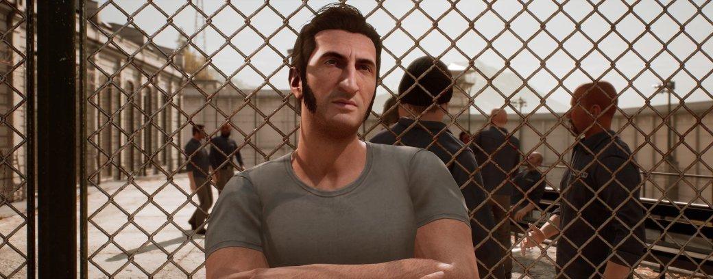 Суть. A Way Out — теперь и в играх есть свой «Побег из Шоушенка»