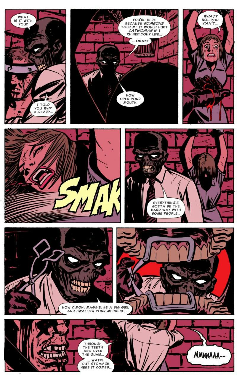 Кто такой Черная маска, главный злодей из«Хищных птиц»