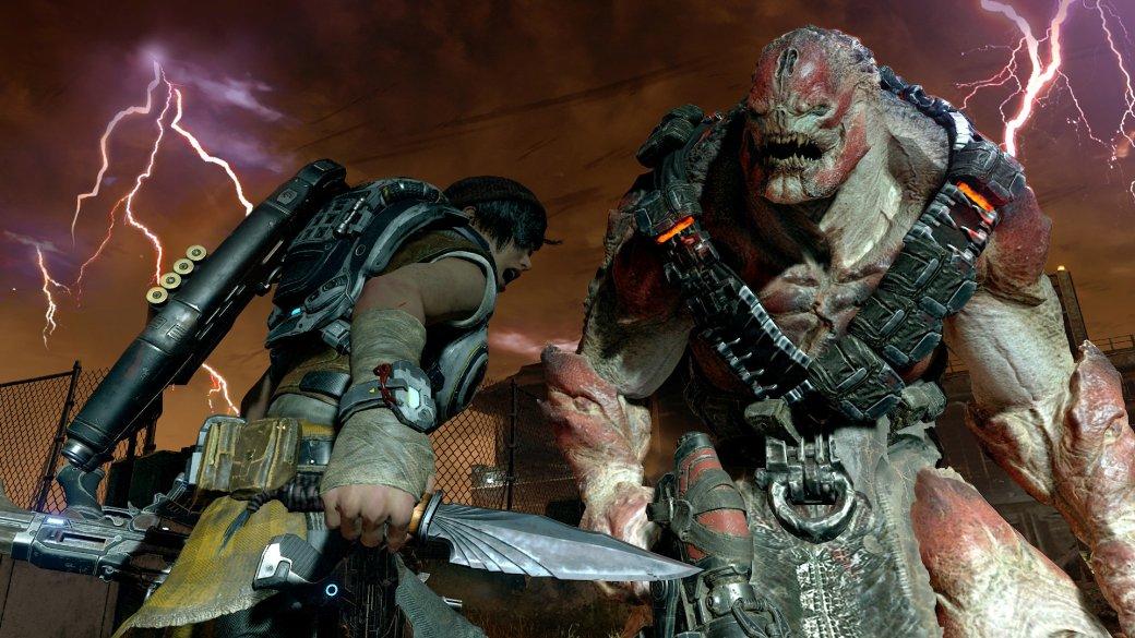 Мат, крики и угрозы. Так проходят турниры по Gears of War