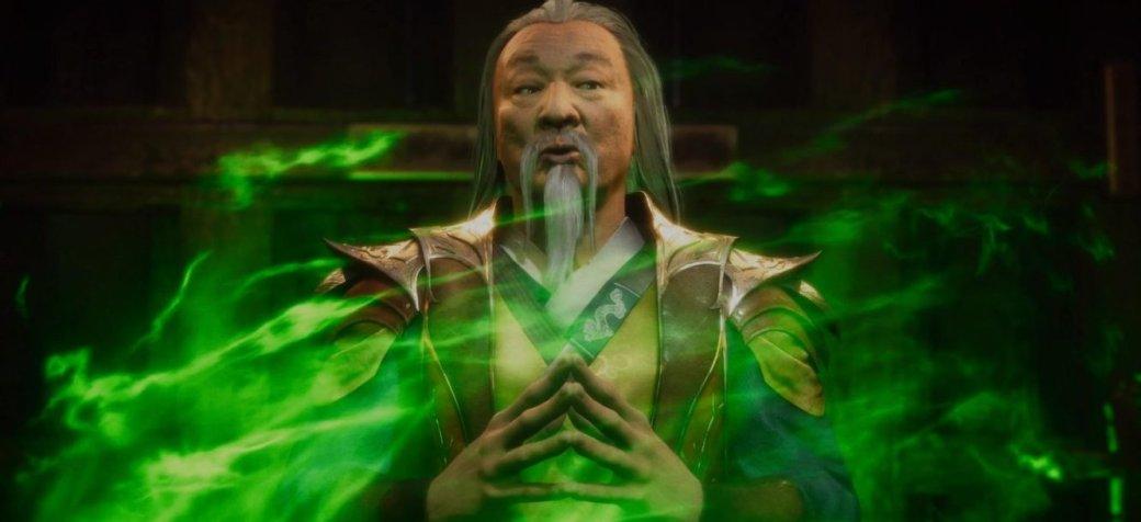 Создатели Mortal Kombat 11 показали Шан Цуна вдействии. Второе фаталити унего жуткое!