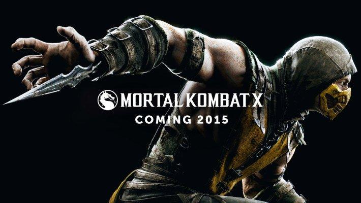 Mortal Kombat X выйдет на мобильных платформах