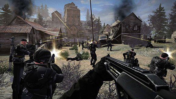 Sony закроет студию разработчиков SOCOM