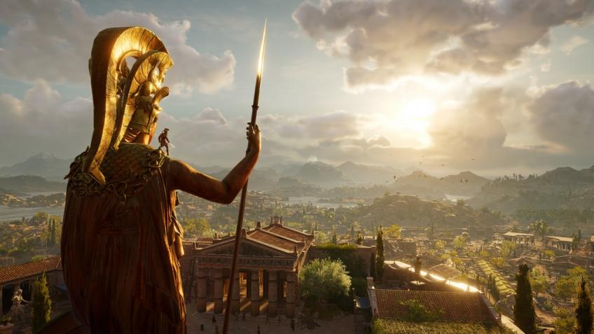 Новые подробности Assassin's Creed Odyssey: 300 квестов, сложные решения и артбук на русском