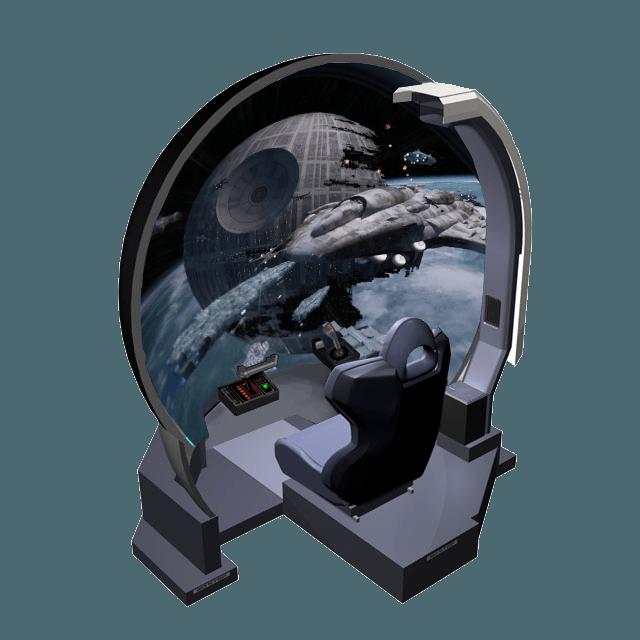 Игровой автомат по Star Wars за $35 тыс: какой там Battlefront!