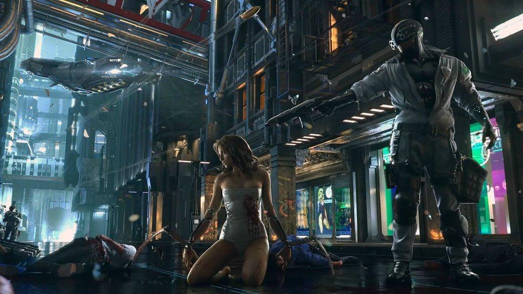 Cyberpunk 2077 ближе, чем кажется