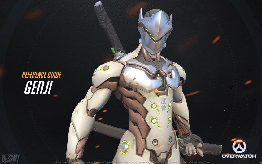 Blizzard выпустила подробные косплей-гайды для Overwatch