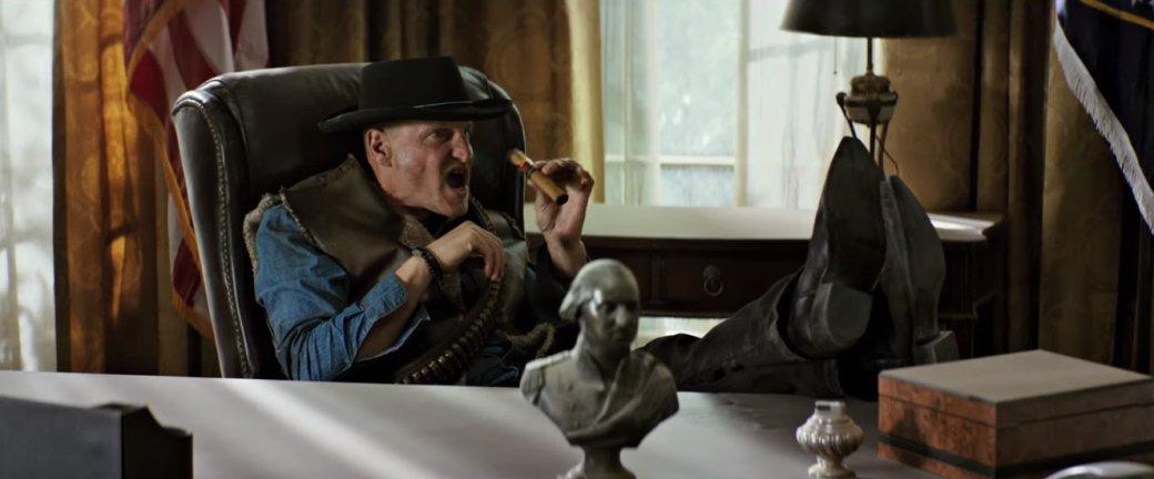 Новый трейлер фильма «Zомбилэнд: Контрольный выстрел» весь посвящен шуткам