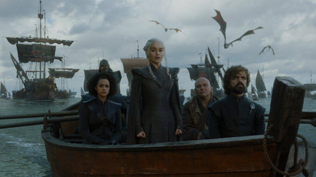 Мнения критиков офинале 7 сезона «Игры престолов»