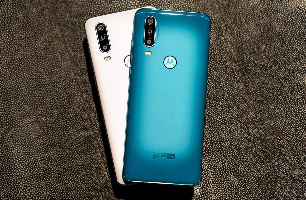 Motorola One Action— камерофон свозможностями экшен-камеры за19000 рублей