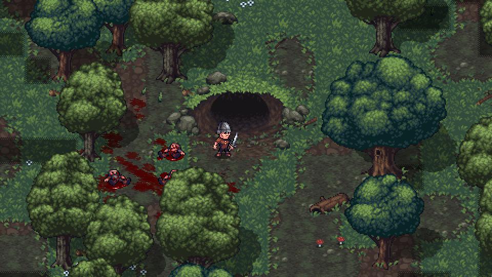 Волшебная Stoneshard, тактическая roguelike-RPG, вышла наKickstarter. Пролог доступен бесплатно!