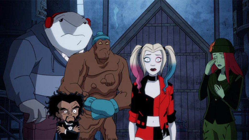 26июня вышла финальная серия второго сезона мультсериала «Харли Квинн» (Harley Quinn). Рассказываем, чем онотличается отпервого сезона.