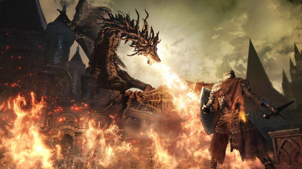 Игромир 2015: впечатления от Dark Souls 3