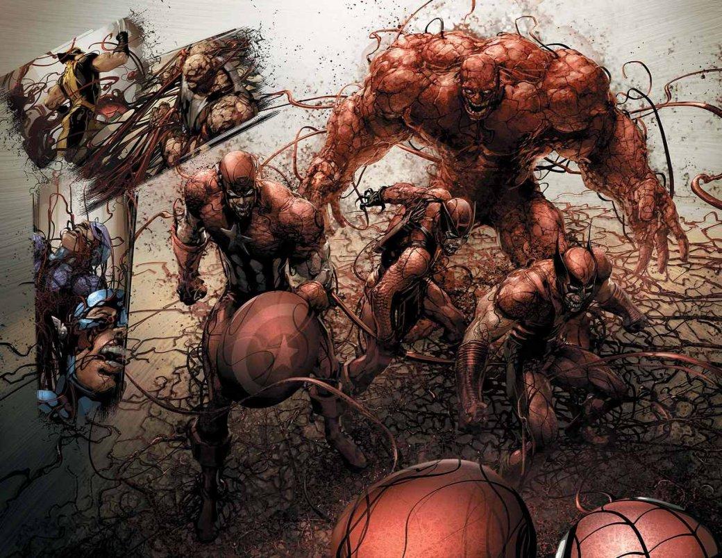 История Карнажа— самого безумного врага Человека-паука
