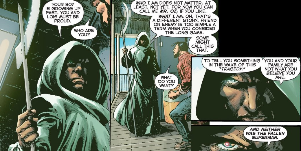 Какие секреты DC Rebirth уже раскрыли и какие остались?