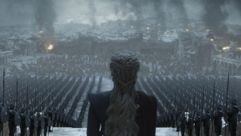 Спойлеры 6 серии 8 сезона «Игры престолов»