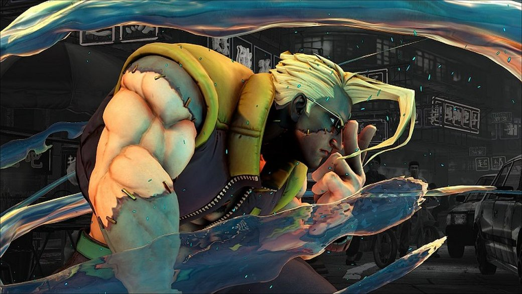 Street Fighter 5 —философия проекта от продюсера Йошинори Оно
