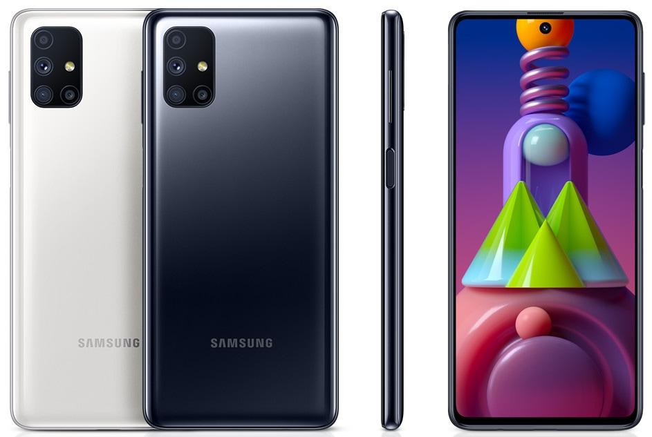 Анонс Samsung Galaxy M51: селфи-камера 32 Мпибатарея 7000 мАч
