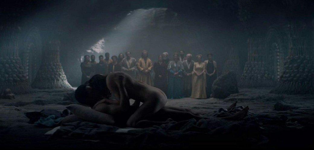 NSFW: в интернете появился кадр с обнаженной Йеннифэр из сериала «Ведьмак»
