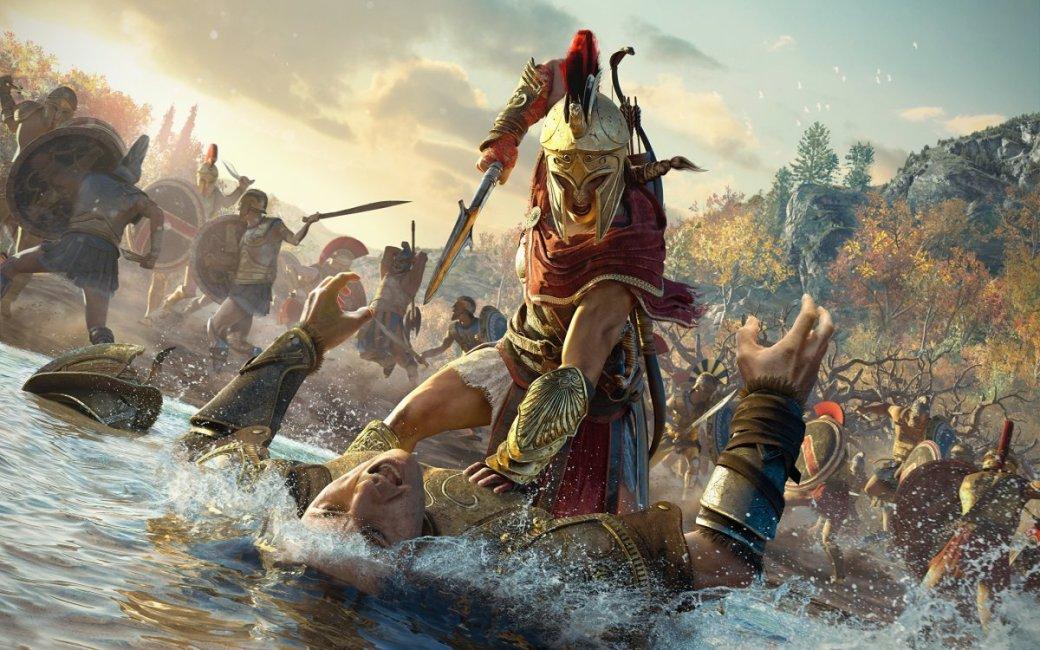 Мыуже знаем, что следующей частью Assassin's Creed станет Valhalla, посвященная завоеваниям викингов иихприключениям вАнглии. Недавно всети появился геймплейный ролик будущей игры, имырешили, что это неплохой повод вспомнить все предыдущие части серии. Потому иподготовили этот тест. Проверьте, насколько хорошо вызнаете Assassin's Creed!