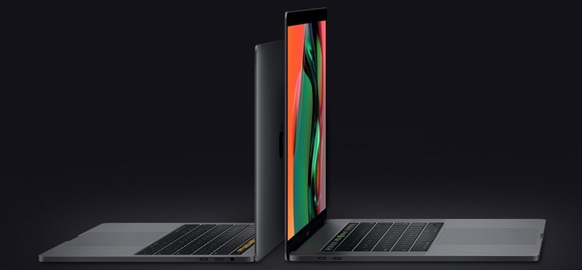 Apple обновила ноутбуки MacBook Pro: новая клавиатура итоповые восьмиядерные процессоры