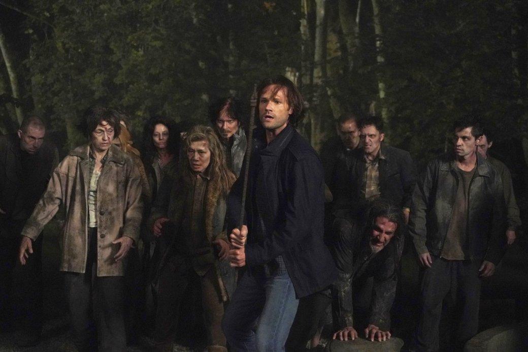 Финал «Сверхъестественного». Какой получилась первая серия 15 сезона?
