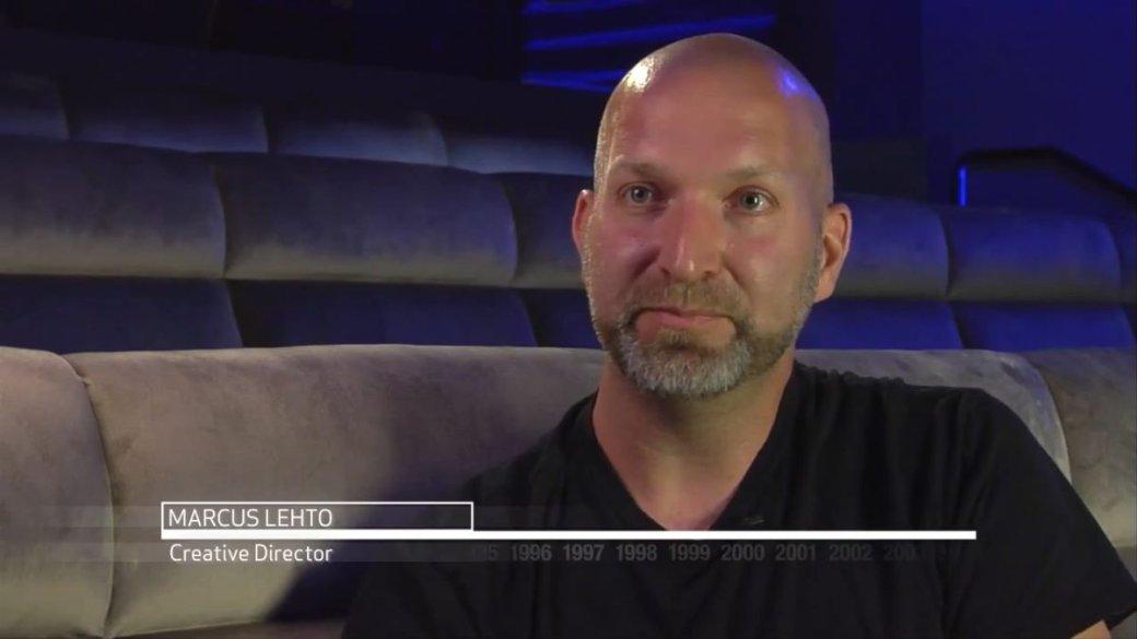 Интервью сМаркусом Лехто, создателем Disintegration исоавтором вселенной Halo