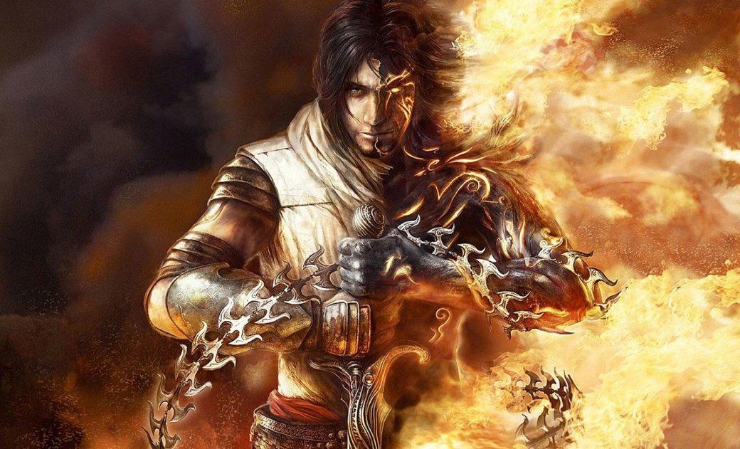 История Prince ofPersia— отWarrior Within доThe Two Thrones. Часть2