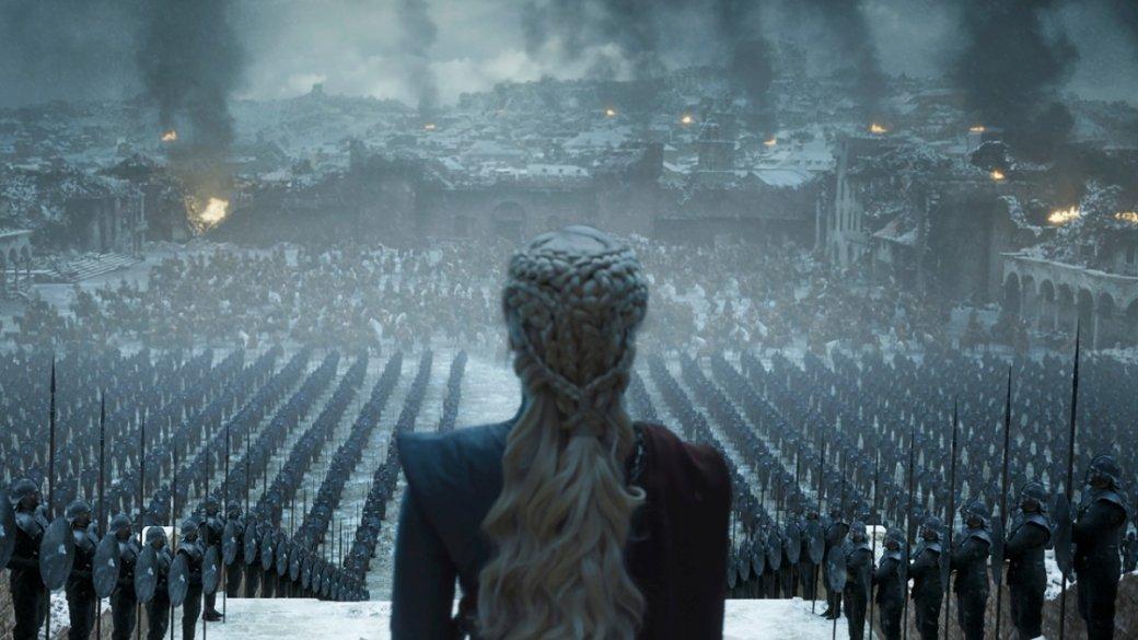 HBO выпустит коллекционный набор со всеми сезонами «Игры престолов» на 33 дисках за 16 тысяч рублей