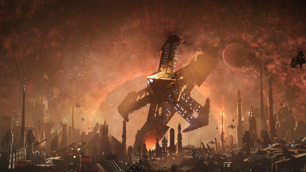 Суть. Battlefleet Gothic: Armada 2— лучший способ познакомиться сWH40K прямо сейчас