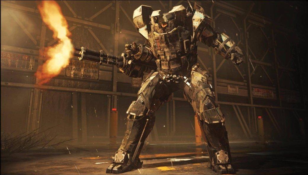 Первое дополнение к Advanced Warfare подоспеет после Нового года