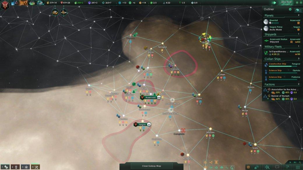 Рецензия на Stellaris: Apocalypse
